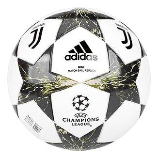 Mini Bola Futebol Campo Adidas Finale 2017 Juventus 4600ae277c9d8