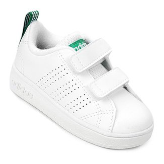 6a7881fbbe6 Tênis Infantil Adidas Vs Advantage Clean