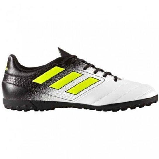46d52eceb9917 Chuteira Adidas Ace 17.4 - Branco | Netshoes