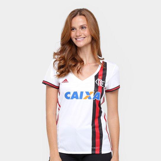 Camisa Flamengo II 17 18 s n° - c  Patrocinio Torcedor Adidas ... a71d221ad6542