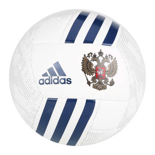 cb5c4af0e Bola Futebol Campo Rússia Adidas Telstar 18 Copa do Mundo Replique Fifa -  Branco