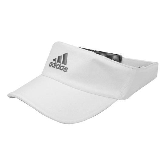 Viseira Adidas Climalite - Branco - Compre Agora  61ba6413989
