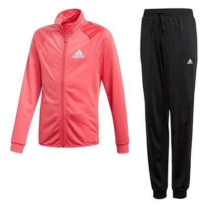 3cb4b06ac Agasalho Infantil Adidas Yg S Entry Ts Feminino