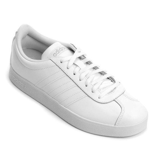 5dbb0169f4a Tênis Adidas Vl Court 2 W Feminino - Branco - Compre Agora