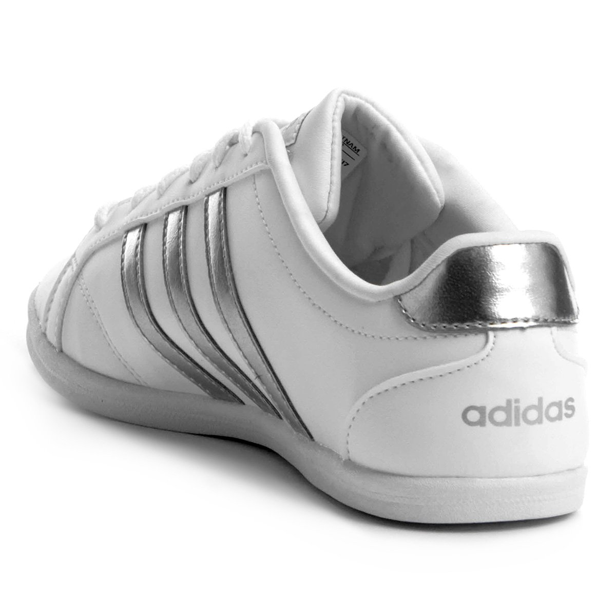 7285de1ae3b Tênis Adidas Vs Coneo Qt Feminino - Shopping TudoAzul