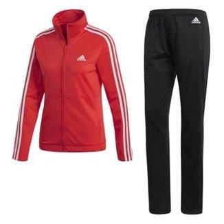 96345a9e8e Agasalho Adidas Back2Bas 3S Feminino