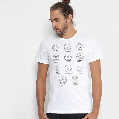 Camiseta Adidas Copa Rússia Masculina