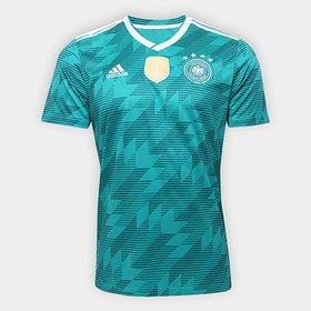 LANÇAMENTO. (15). Camisa Seleção Alemanha Away 18 19 s n° Torcedor Adidas  Masculina 532dbca025a9d