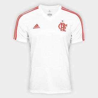 859d7dca70ecf Camisa Flamengo Treino Adidas Masculina