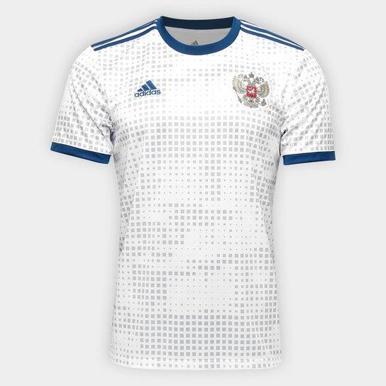 Camisa Seleção Rússia Away 18 19 s n° - Torcedor Adidas Masculina ... 0d95c856e9ac6