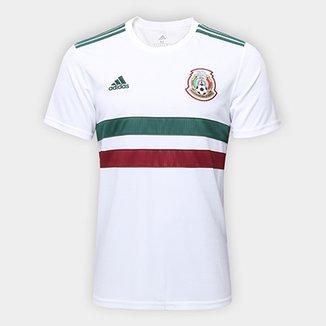 3e0480f2a1 Camisa Seleção Mexico Away 18 19 s n° - Torcedor Adidas Masculina