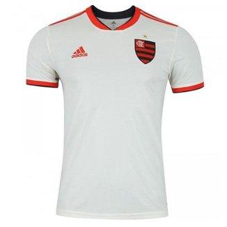 cd00950bc4 Camisa Flamengo II 2018 s n° Torcedor Adidas Masculina