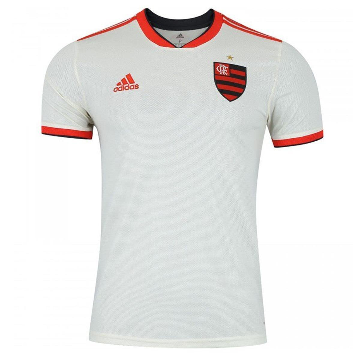 Camisa Flamengo II 2018 s n° Torcedor Adidas Masculina 933b0abd78ac2