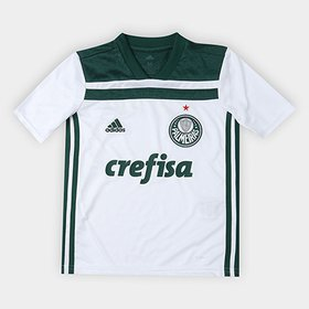 f936aee34 Camisa Palmeiras II 17/18 nº 20 - Lucas Lima Adidas Masculina | Netshoes