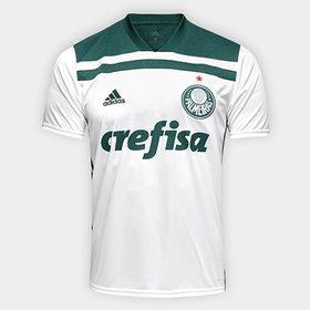 LANÇAMENTO. (91). Camisa Palmeiras II 2018 s n° Torcedor Adidas Masculina 62ff0367ada5d