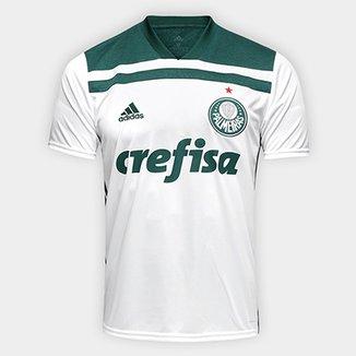 e8d8089eac296 Camisa Palmeiras II 2018 s n° Torcedor Adidas Masculina