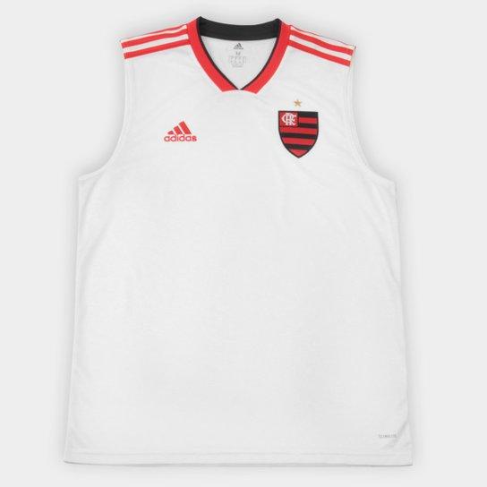 a849d4c5c1 Regata Flamengo II Adidas Masculina - Branco - Compre Agora
