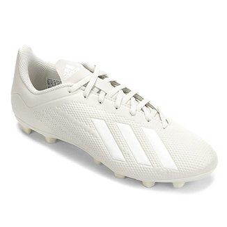 ... Chuteira Campo Adidas X 18 4 FG Masculina 100% quality 3154e 8e2c9 ... 3498e085fa829