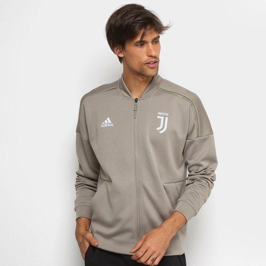 Jaqueta Juventus Adidas ZNE Masculina - Branco - Compre Agora  f1cc3252ba8