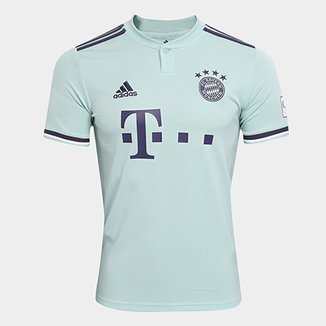 a454be3149 Camisa Bayern de Munique Away 2018 s n° - Torcedor Adidas Masculina