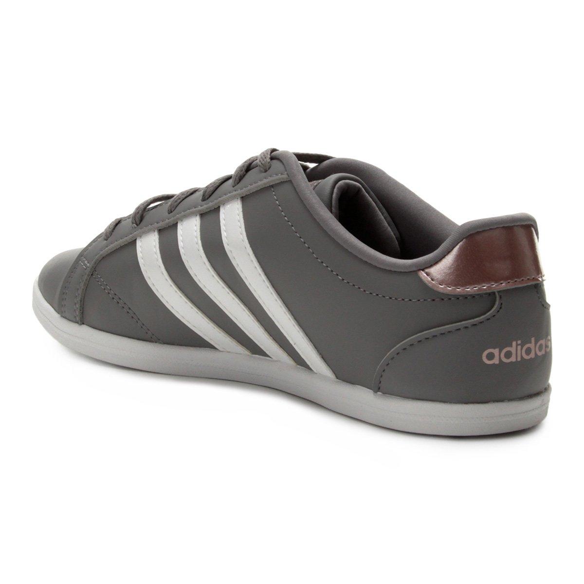 0c08800f0 Tênis Adidas VS Coneo QT Feminino | Opte+