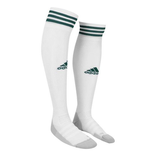 Meião Palmeiras II Adidas - Branco e Verde - Compre Agora  bf08c0db62d