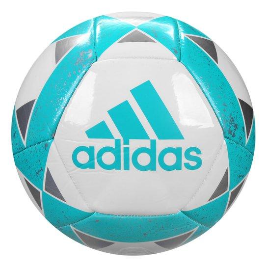 Bola de Futebol Campo Adidas Starlancer V - Branco - Compre Agora ... 297845375840e
