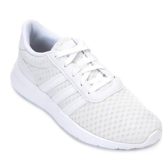 cb12105e72 Tênis Adidas Lite Racer - Branco | Netshoes