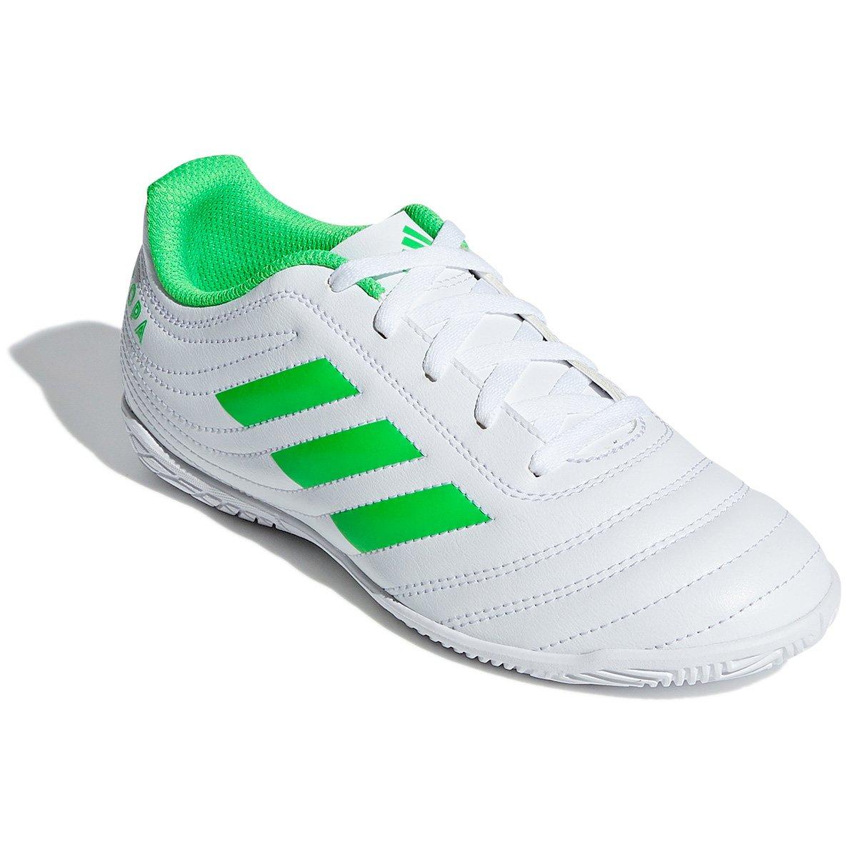 720b87a2121cb Chuteira Futsal Infantil Adidas Copa 19 4 IN