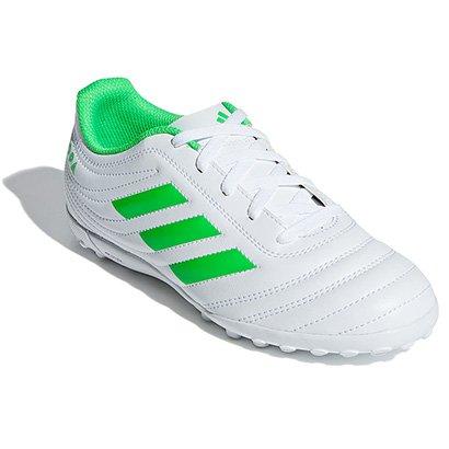 Chuteira Society Infantil Adidas Copa 19.4 TF
