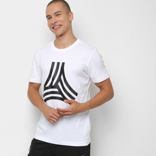 Camiseta Adidas Grafica Tango Masculina - Branco - Compre Agora ... ece96d50887