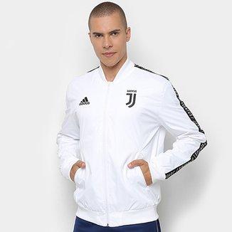 25d60f2b49462 Jaqueta Juventus Adidas Hino Masculina
