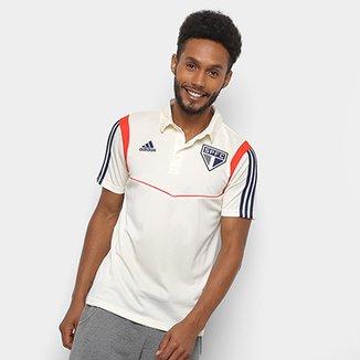 6b7908b41e Camisas Polo Adidas Masculinas - Melhores Preços