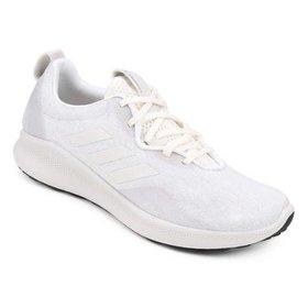 Tênis Adidas Purebounce Feminino - Cinza - Compre Agora  7316dc1ba3577