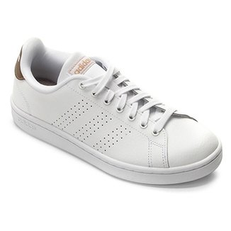 3e66cb791c5 Tênis Adidas Advantage Feminino