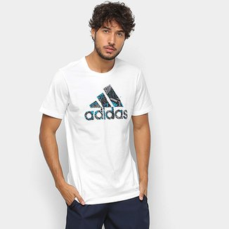 8f59e8ea408 Compre Camiseta Adidas Masculina Algodao Online