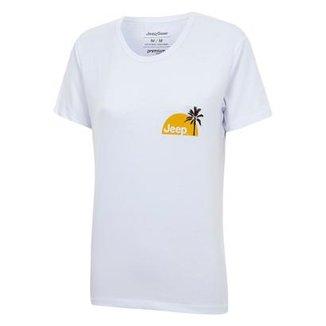 df304700d4184 Camiseta JEEP Renegade Surf Feminina