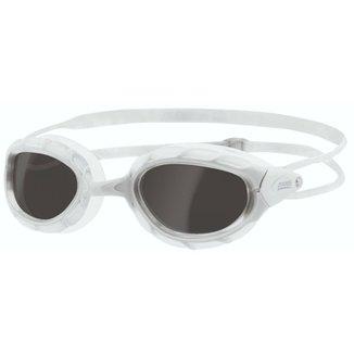 4588ce3c3 Óculos De Natação Zoggs Predator Lente Fumê