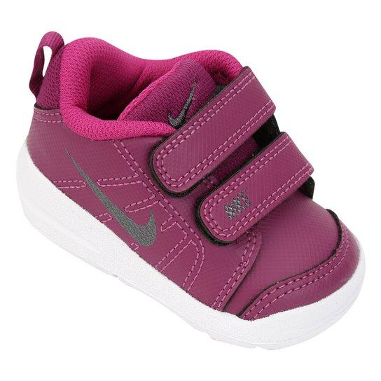 f9cc1cb16e2 Tênis Infantil Nike Pico Lt - Rosa Escuro - Compre Agora