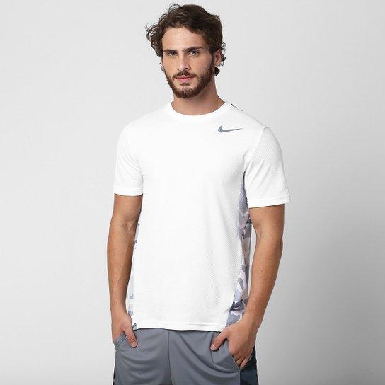 208be05ff7 Camiseta Nike Vapor Dri-Fit Camo - Compre Agora