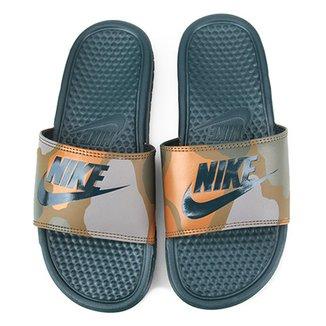 abe6efc8ad0f9 Chinelos Nike Masculinos - Melhores Preços | Netshoes
