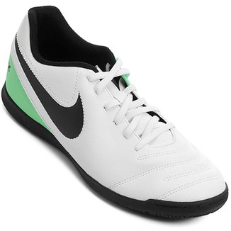 73d4ee26a19 Chuteira Futsal Nike Tiempo Rio 3 IC