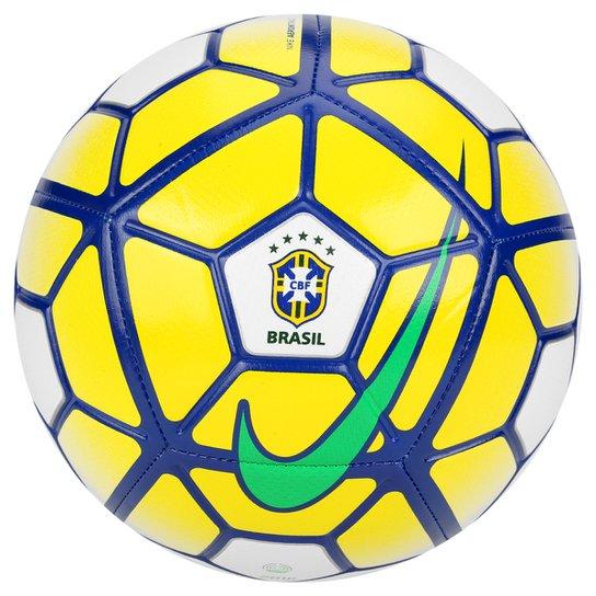 Bola Futebol Nike Strike CBF Campo - Compre Agora  d2268254eac0a