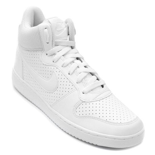 3f6cdb69b79 Tênis Couro Cano Alto Nike Recreation Mid Masculino - Compre Agora ...