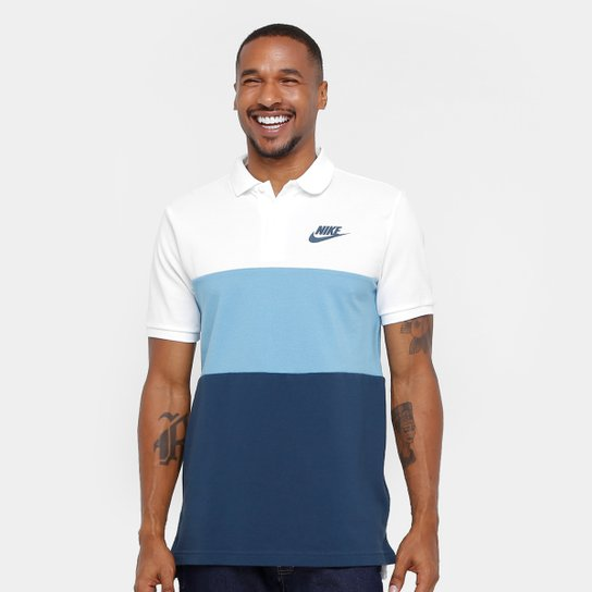 Camisa Polo Nike Nsw Pq Matchup Clrblk Masculina - Compre Agora ... 94581223f4327
