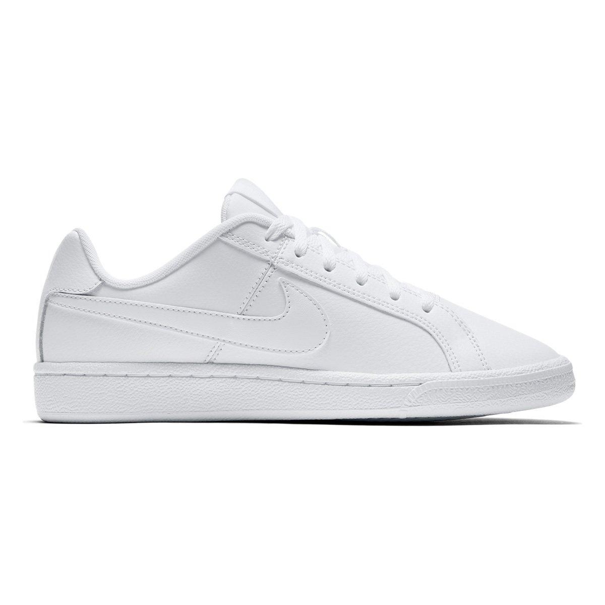 045f33b27b3fb Tênis Infantil Couro Nike Court Royale Masculino | Opte+