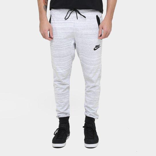 Calça Nike Moletom Av15 Knit - Compre Agora  6e484e96b9d9e