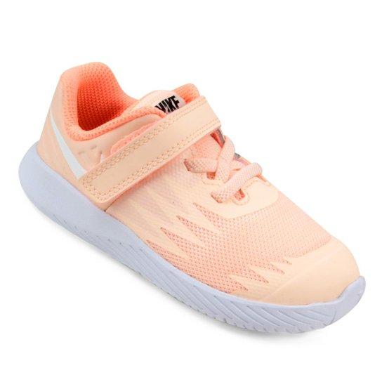 Tênis Infantil Nike Star Runner Feminino - Laranja - Compre Agora ... b96f391f5ebdb