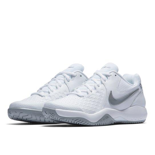ac5b6f41b95 Tênis Nike Air Zoom Resistance Feminino - Branco - Compre Agora ...