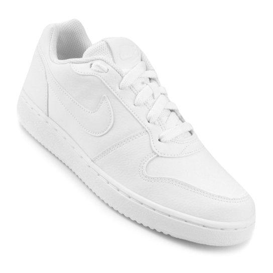 6d313a6d6a0 Tênis Nike Ebernon Low Feminino - Branco - Compre Agora